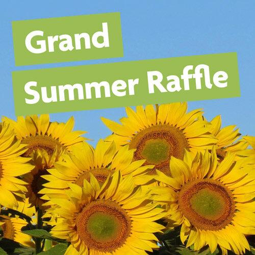 grand summer raffle
