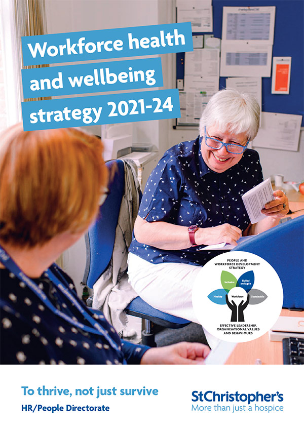 Staff benefits and wellbeing